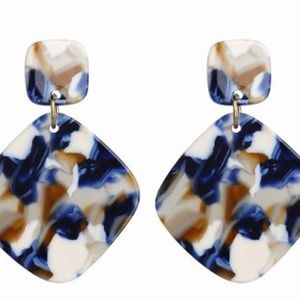 Lightweight Acrylic Earrings